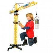 Macara Giant Crane 100 cm cu telecomanda 3462411 Dickie