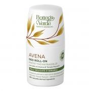 Bottega Verde - Deodorant roll-on pentru piele delicata si sensibila cu lapte de ovaz.