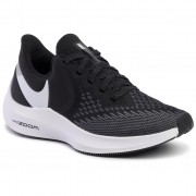 Обувки NIKE - Zoom Winflo 6 AQ8228 003 Black/White/Dark Grey