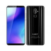 """Cubot spain Telefono movil smartphone cubot x18 plus negro / 5.99"""" / 64 gb rom / 4gb ram/ 20+2 mpx/ 13mpx/ octa core/ dual sim/ 4g / huella"""
