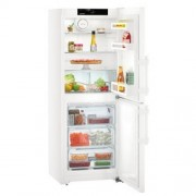 GARANTIE 4 ANI Combina frigorifica Liebherr, congelator NoFrost, clasa A++, alb CN 3115