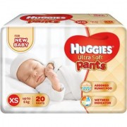 Huggies Pant Diapers - XS (20 Pieces)