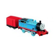 Jucarie Thomas & Friends Trackmaster Motorized Railway Thomas Engine With Wagon