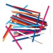 Betisoare scolare colorate, 100buc/set