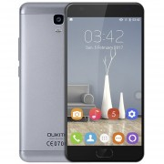 Teléfono Inteligente OUKITEL Plus 4G Phablet 4GB RAM 64GB ROM - Gris