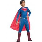 Disfraz de Superman Batman vs Superman para niño