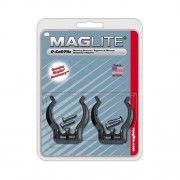 Maglite mounting brackets voor D-cell