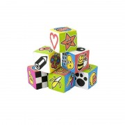 Set de 6 cuburi educationale