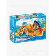 Playmobil 9425 Família na Praia, da Playmobil bege medio liso