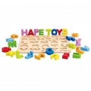 Hape-Wooden Alphabet Puzzle