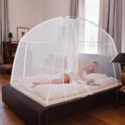 Mobiler Insektenschutz, weiss, 180 x 200 x 155 cm