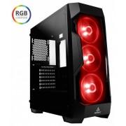 Antec DF 500 RGB Window (GPU 380mm) ATX Ganing Chassis Black