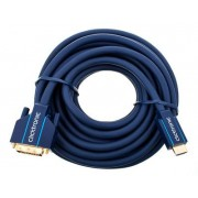 ClickTronic HDMI - DVI Casual Cable 10m