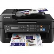 Višenamjenski pisač s tintom WF-2630WF Epson WorkForce A4 pisač, faks, uređaj za kopiranje, skener ADF, USB, WLAN