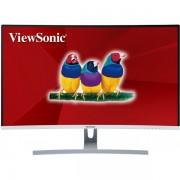 "Viewsonic VX Series VX3217-2KC-mhd 31.5"" Quad HD LED Matt Curved Black, Silver computer monitor"