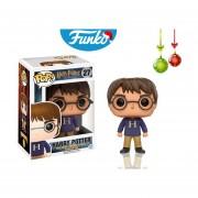 Harry potter sweater Funko pop navidad pelicula 100% original incluye bolsa pop para regalo