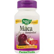 Maca SE POTENTA 60 capsule Nature's Way Secom