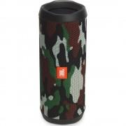 SPEAKER, JBL Flip 4, водоустойчив безжичен bluetooth спийкър и микрофон за мобилни у-ва, Squad