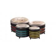 Trommus-Drums Bodentrommeln