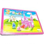 Nawani Card Assembly 3D Puzzle 4 Seats Design As per Availability