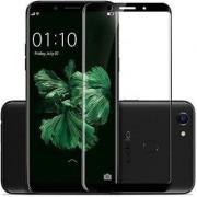 Oppo F5 Black 5D Glass Standard Quality