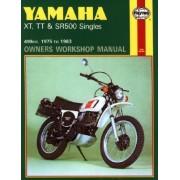 Yamaha XT, TT and SR500 Singles 1975-83 Owner's Workshop Manual (Darlington Mansur)(Paperback) (9781850107491)