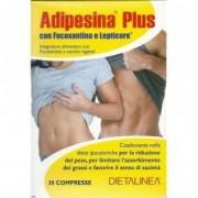 Dietalinea Integratore alimentare per la riduzione del peso Adipesina Plus 30 Compresse
