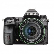 Pentax K-3 Mark II Aparat Foto DSLR 24MP CMOS Kit cu Obiectiv 18-135mm F3.5-5.6 WR ED AL IF