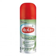 Sc Johnson Italy Srl Autan Tropical Spray Sec 100ml