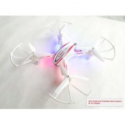DY HX 770 Toy Drone Quadcopter (Without Camera) Stable Flight IR Remote Control (Mutilcolor)