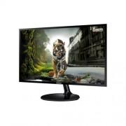 """Monitor VA, SAMSUNG 27"""", S27F350F, Curved, LED, 4ms, 1000:1, HDMI/DP, FullHD (LS27F350FHUXEN)"""