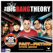 THE BIG BANG THEORY (FACT OR FICTION FAMILY GAME) (age: 12 years and up)