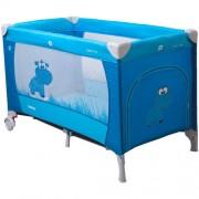 Patut pliabil Samba - Coto Baby - Albastru
