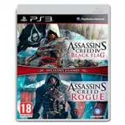 Assassin's Creed 4 Black Flag si Assassin's Creed Rogue Compilation PS3