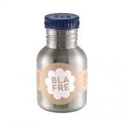 Blafre Drinkfles RVS dark blue 300ml