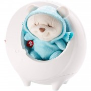 Fisher Price Fisher-price Proyector Osito Dormilón Juguete De Cuna Para Bebé Mattel