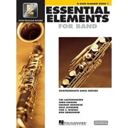 Essential Elements for Band - BB Bass Clarinet Book 1 with Eei [With CDROM and CD (Audio) and DVD], Paperback/Hal Leonard Corp