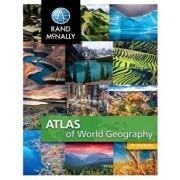 Atlas of World Geography, Paperback/Rand McNally
