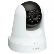 CAMARA IP INALAMBRICA MOTORIZADA DLINK DCS-5020L CMOS 1/5' DIST FOCAL 2.2M COLOR LED INFRARROJOS 4X DIG CLOUD BLANCO