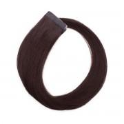 Rapunzel® Extensions Naturali Quick & Easy Premium Liscio 2.2 Coffee Brown 50 cm