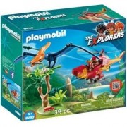 Playmobil Dinos - Elicopter si pterodactil