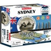 SYDNEY Puzzle 4D Cityscape
