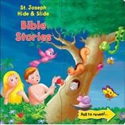 St. Joseph Hide & Slide: Bible Stories, Hardcover/Catholic Book Publishing Co