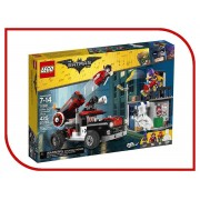 Lego Конструктор Lego Batman Movie Тяжёлая артиллерия Харли Квинн 70921