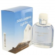 Dolce & Gabbana Light Blue Living Stromboli Eau De Toilette Spray 4.2 oz / 124.2 mL Fragrance 492287