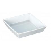 Ciotola in porcellana Dimensioni cm 13,5 x 13,5 x 3 h Confezione da 3 pezzi Modello 82117201