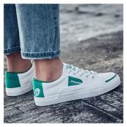 Hombre Zapatos Casual De Correr Tailun-cool-Blanco Y Verde