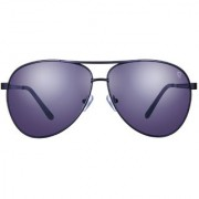 Tom Martin Black Uv Protection Aviator Men Sunglasses