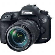 Canon eos 7d mark ii + 18-135mm is usm - man. ita - 2 anni di garanzia