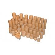 Playbox Papprollen-Set, 100 Stück